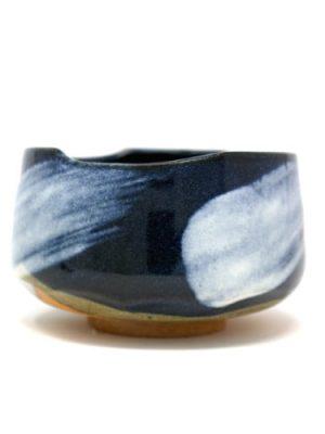 chawan-mino-yaki-navy-blue